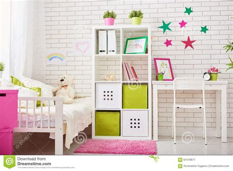 chambre à coucher d enfant chambre pour fille