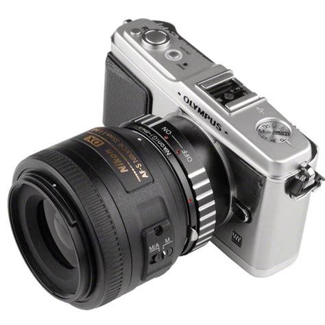 memakai lensa dslr di kamera mirrorless