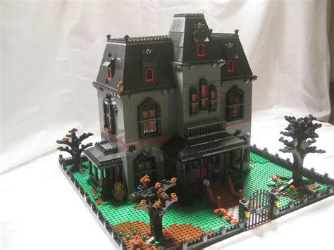 lego haunted house lego ideas haunted mansion