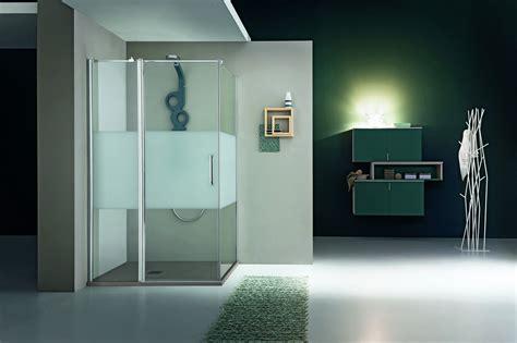 cabine doccia rettangolari box doccia rettangolari eleganza minimale per il bagno