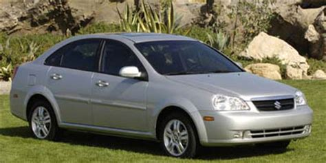 2006 Suzuki Forenza Price 2006 Suzuki Forenza Review Ratings Specs Prices And