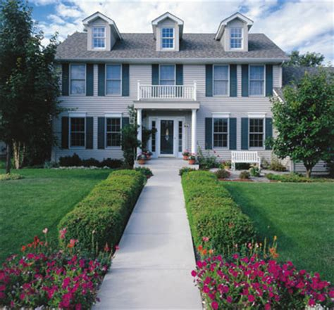 Dutch Colonial Revival House Plans by American Colonial Homes History House Plans And More