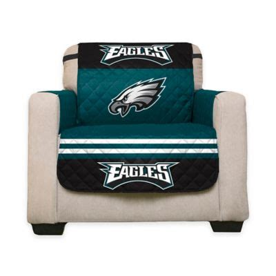 buy nfl philadelphia eagles recliner cover from bed bath