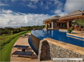 Backyard Infinity Pools 10 Of The Most Stunning Infinity Pools Homespree