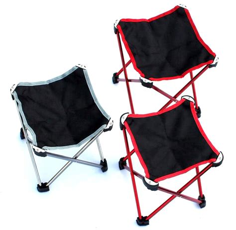 Kursi Lipat Outdoor kursi lipat outdoor fishing stool chair black gray