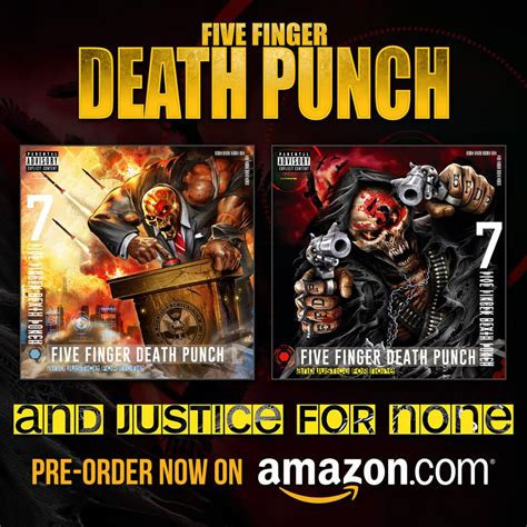 five finger death punch in your head five finger death punch home facebook