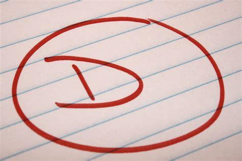 School Letter Grade D School Letter Grade Picture Free Photograph Photos Domain