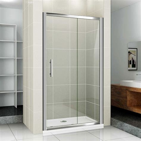 bathroom shower door ideas bathroom sliding shower doors installing sliding shower