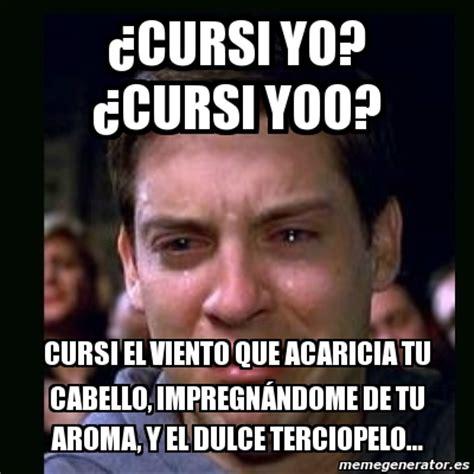 Meme Html - meme crying peter parker 191 cursi yo 191 cursi yoo cursi el