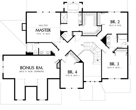 Garage Floor Plans With Bonus Room by Superb House Plans With Bonus Rooms 10 House Plans With