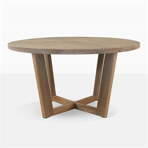 Coco Dining Table Coco Teak Outdoor Dining Table Design Warehouse Nz