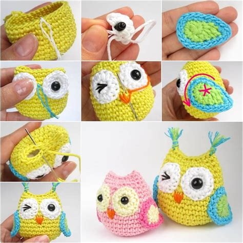 pattern crochet owl cute crochet baby owl with free pattern and tutorial