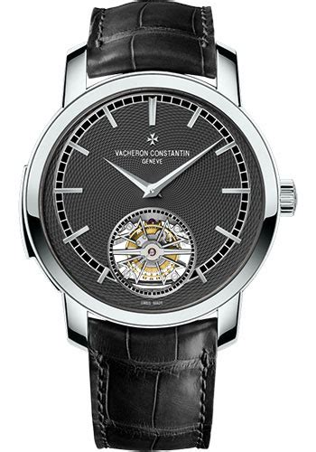B100 Grey Sapphire vacheron constantin traditionnelle minute repeater tourbillon
