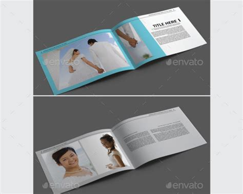 26 wedding brochure templates free sle exle