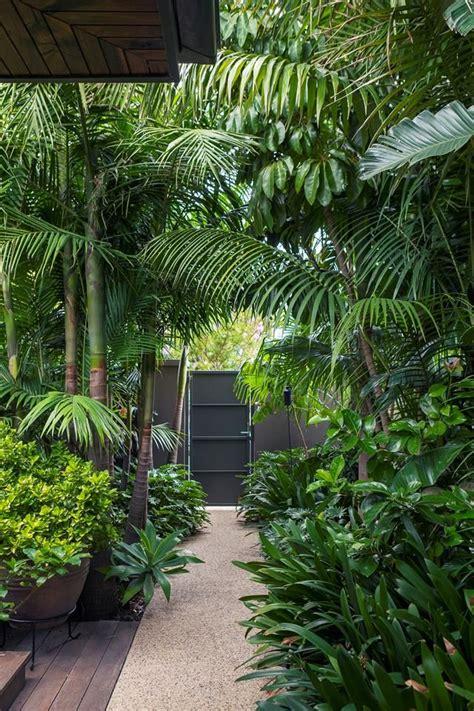tropical garden   heart  melbourne tropical
