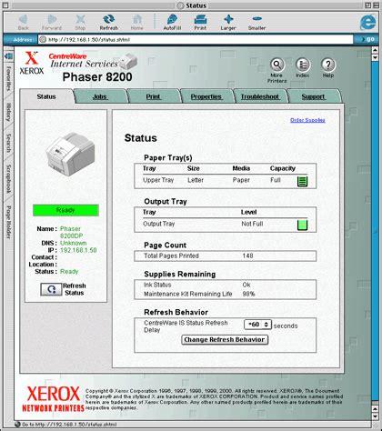 cara reset xerox phaser 3124 phaser 6125n reset counter diagram pickup paper xerox