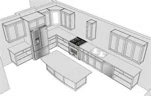 Sketchup Kitchen Design Sketchup Help 10 Faqs Popular Woodworking Magazine