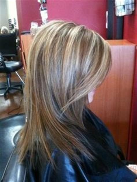 getting lowlioghts and highlights together brown hair highlights lowlights hair pinterest