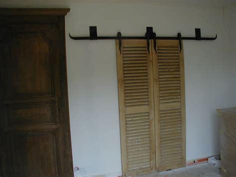 porte de coulissante 3 volets fabriquer un placard avec portes coulissantes obasinc
