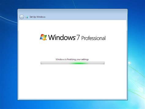 tutorial instal windows 7 di laptop acer solusi macet di windows is finalizing your settings itpoin