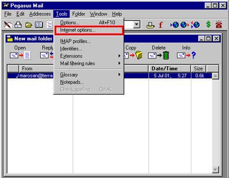 smtp porta como alterar a porta smtp de 25 para 587 no pegasus mail