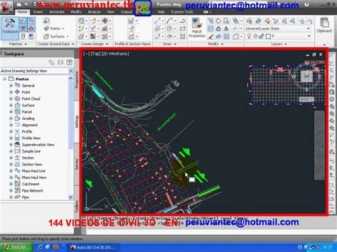 tutorial autocad civil 3d 2009 manual civil 3d 2012 videos secretos tutorial civil 3d