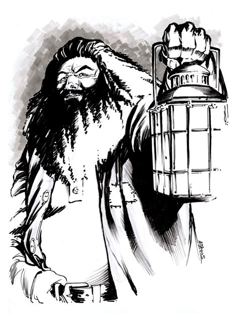 harry potter hagrid coloring pages hagrid coloring page printable coloring pages