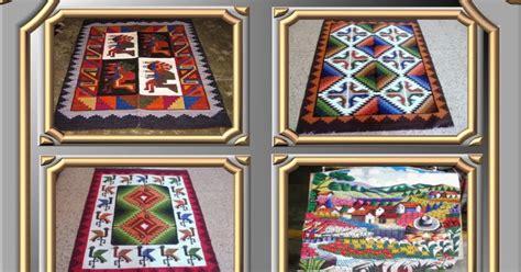 peruanische teppiche peruanische webteppiche produkte aus peru