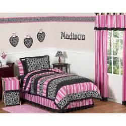 black and pink bedroom ideas black and pink girls bedding