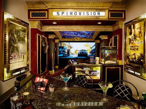 cinema themed living room home theater decorating and design ideas with pictures hgtv