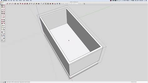 sketchup offset tool  powerful tool  woodworkers