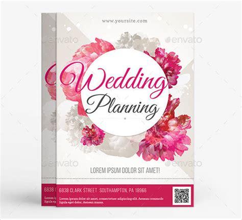 Wedding Management Brochure by 9 Event Planning Brochures Design Templates Free