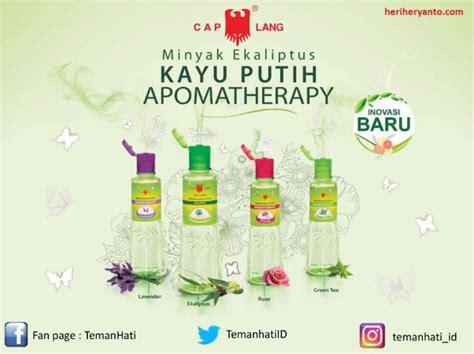 Terbaru Minyak Kayu Putih Cap Lang minyak kayu putih aromatherapy cap lang gabungan aroma