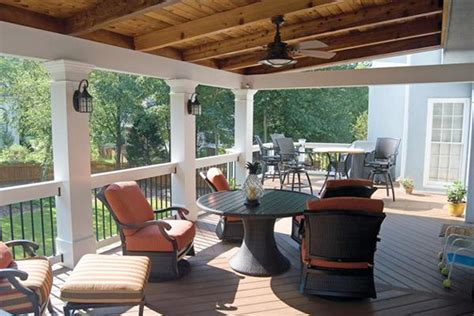 Deck Ceiling Ideas by Deck Painted Solid Ideas Home Decorating Ideas