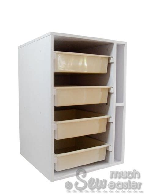 tailormade sewing cabinets nz sewing cabinet chest of drawers white craft storage draws