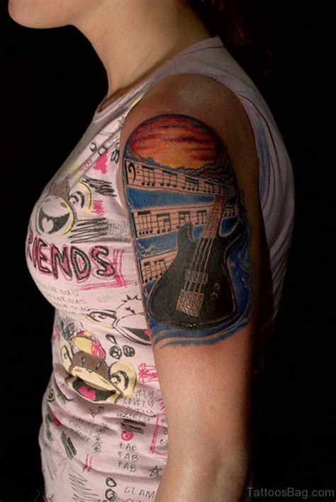 tattoo on your shoulder music 35 musical note tattoo designs on shoulder