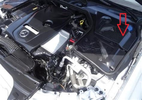 Mercedes Benz C Class Fuse Box Location Wiring Diagram
