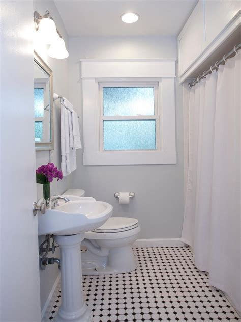 Show Bathrooms Makeovers by 20 Small Bathroom Before And Afters Bathrooms