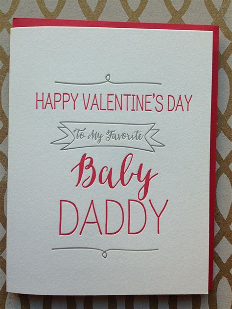 valentines day card for boyfriend s day card baby s
