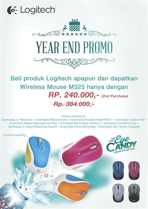 Mouse Logitech Gramedia Pr Sambut Akhir Tahun 2013 Dengan Promo Terbaru Dari Logitech Jagat Review