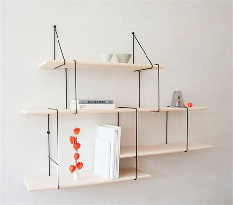 Wall Shelves Design by Wandregal Quot Link Quot Designerlich
