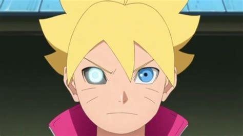 boruto quora why does boruto have the tenseigan in one eye quora