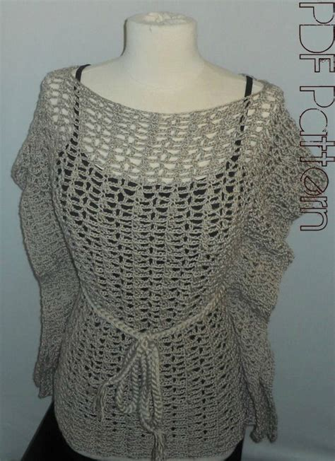 pattern crochet shirt crochet lace top pattern crochet and knit