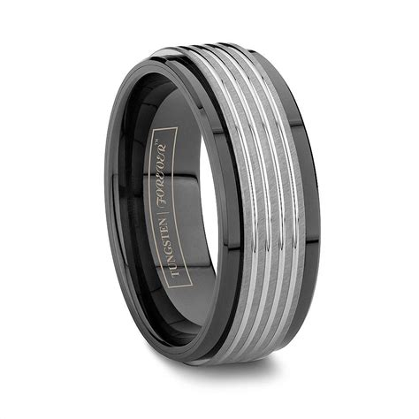 15 collection of scratch resistant wedding bands