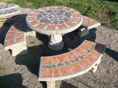 concrete patio furniture patio table sets the cement barn manufacturers of