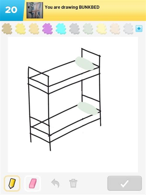 Bunk Bed Drawing Bunkbed Drawings How To Draw Bunkbed In Draw Something The Best Draw Something Drawings And