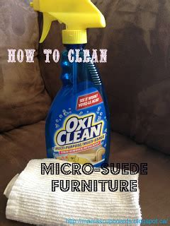 How To Spot Clean Micro Suede Furniture