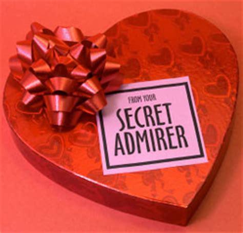 secret admirer wes ellis secret admirer
