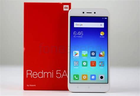 Xiaomi Redmi 1a xiaomi redmi 5a unboxing and impressions