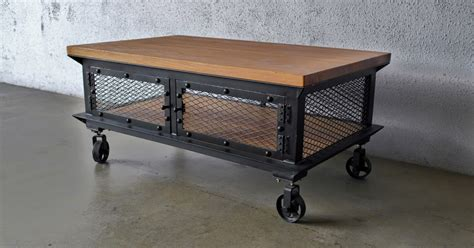 Second Charm: MORE INDUSTRIAL AND METAL FURNITURE FROM SECOND CHARM